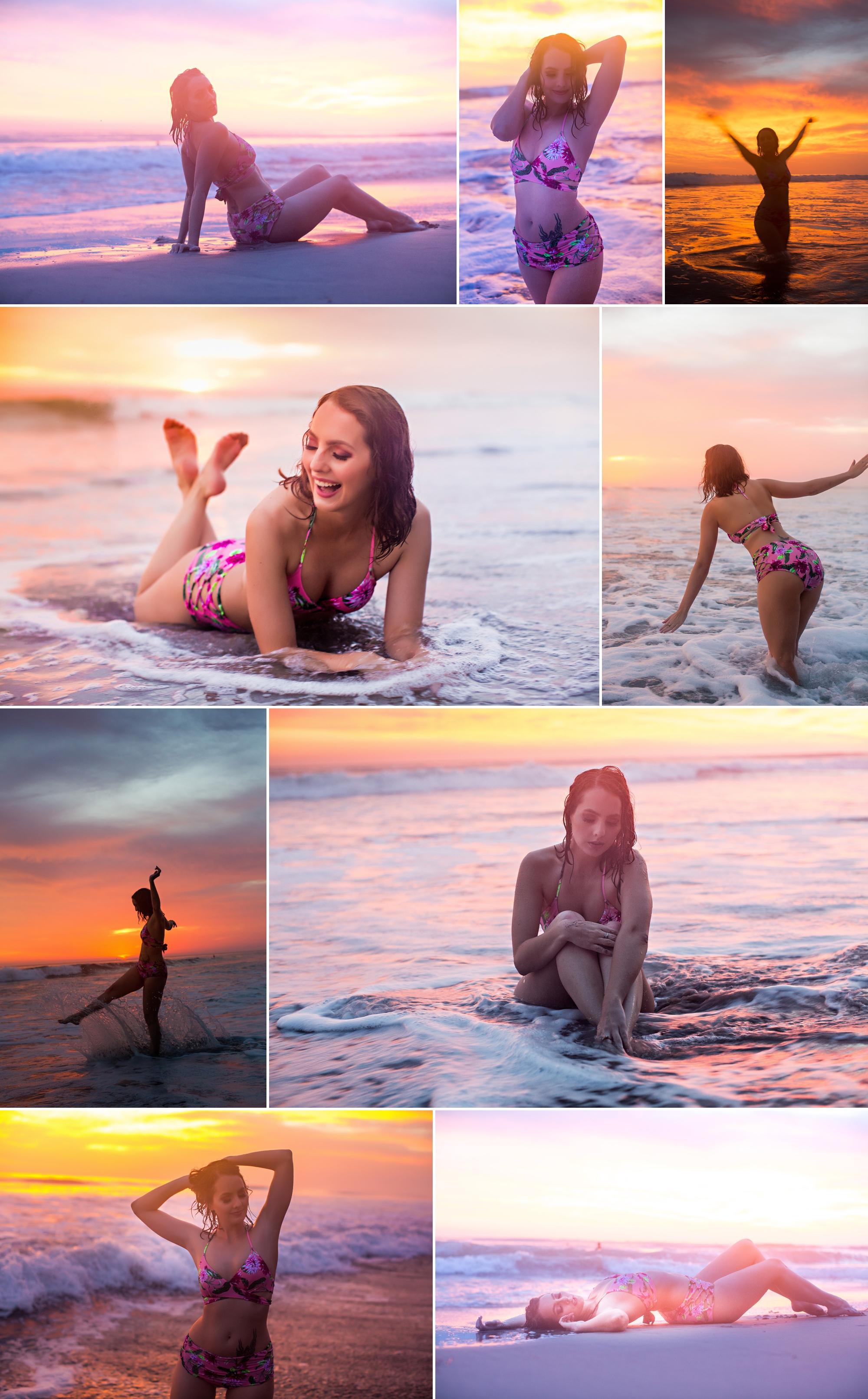Sexy Beach Photography San Diego